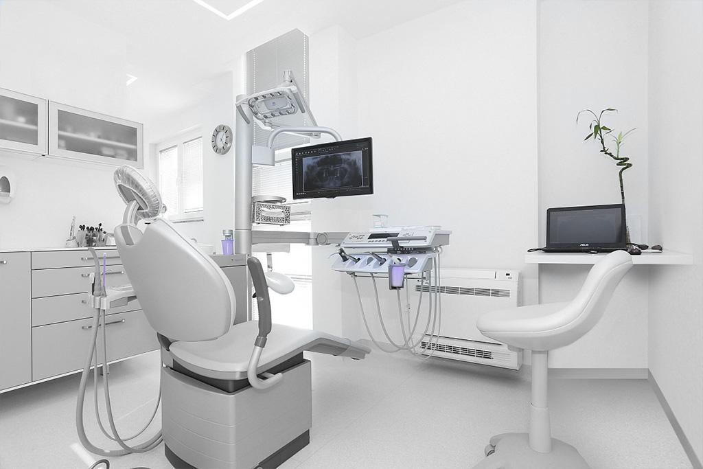 Izgled ordinacije, Centar dentalne medicine dr. Bilan, Zadar