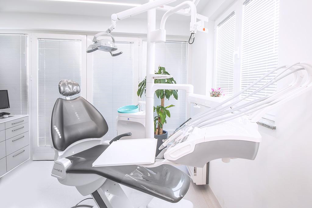Moderno opremljena ordinacija, Centar dentalne medicine dr. Bilan, Zadar